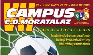 Cartel del Campus de verano de la EDM