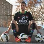 Entrevista con Cristian Mora, delantero fichado por el Primer Equipo de la EDM