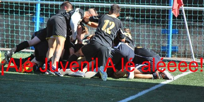 El Juvenil A se juega el domingo un ascenso histórico a División de Honor