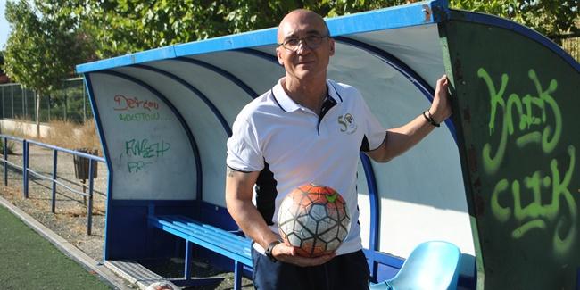 """Manuel Rodríguez: """"Veo el fútbol de toque como una forma de vida"""""""