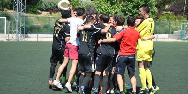 Juvenil C o la gran fuerza mental de un equipo campeón