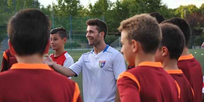 Javier Cabanillas, 'Chuky', vuelve a la Escuela y será el entrenador del Infantil B