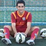 Entrevista con Rodrigo Ysa, fichado por el Aficionado B
