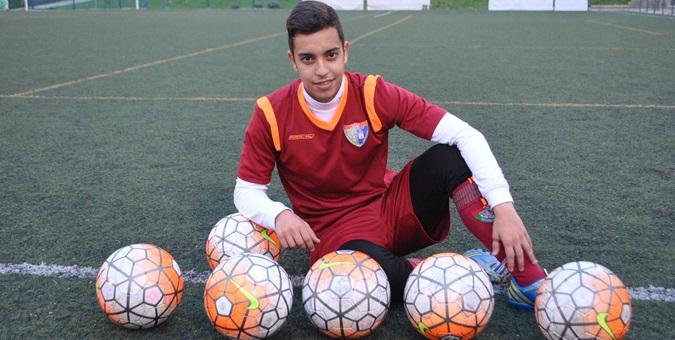 """Gabriel Carpintero: """"Ahora valoro las cosas mucho más y el fútbol me lo tomo más en serio que antes"""""""