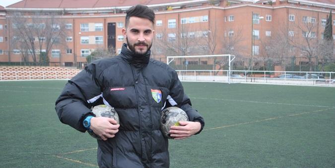 """Ignacio Andrés: """"Ganar un partido va a ser muy difícil, por eso el objetivo es que aprendan y se diviertan"""""""