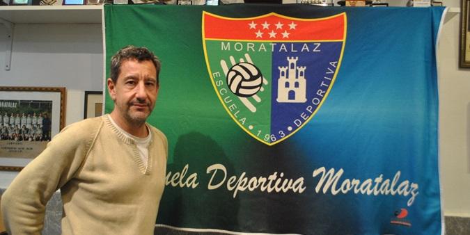 """Juan Martín: """"Trabajamos para que nuestros jugadores tengan un entorno que favorezca su desarrollo personal"""""""