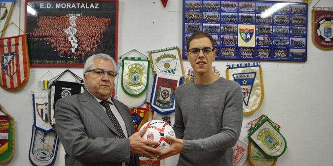 """Fernando García: """"Me encantan las entrevistas que publicáis con los entrenadores de esta Escuela"""""""