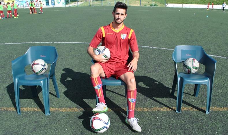 """Alberto Corchón: """"El fútbol es la única adicción que tengo en la vida"""""""