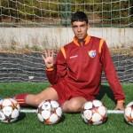 Entrevista con Alejandro Temprano, delantero del Juvenil D