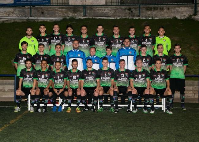 primer equipo Moratalaz