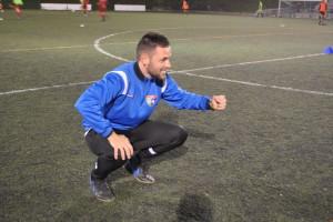 Entrevista con Rubén Bullón, entrenador del Alevín A