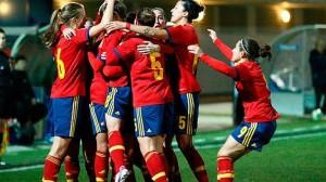 Invitción al partido de la selección española de fútbol femenino