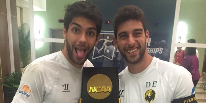 """Jaime y Daniel Siaj: """"El fútbol nos ha facilitado la vida en Estados Unidos"""""""