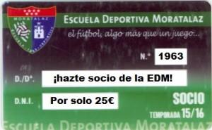 Socios EDM