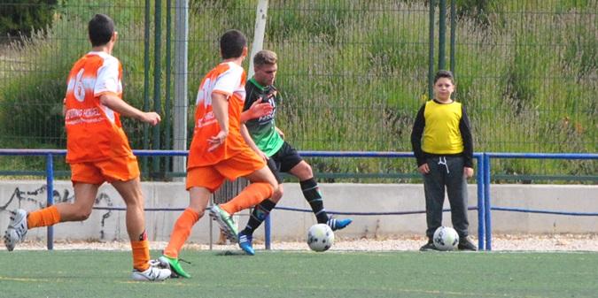 Álvaro Vallejo se marcha a Tercera División