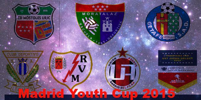 El torneo internacional Madrid Youth Cup mide el potencial del Juvenil A